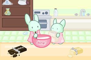 兔兔甜品工坊