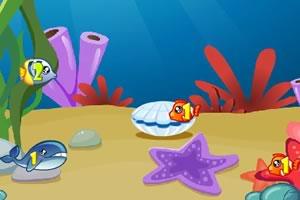 小鱼小鱼快长大