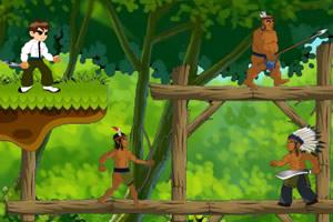 少年骇客丛林冒险