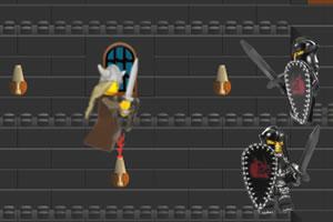 乐高公主战黑骑士