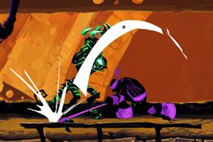 忍者神龟之黑暗地平线无敌版