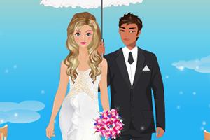 沙滩上的婚礼