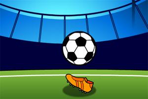 花式控足球
