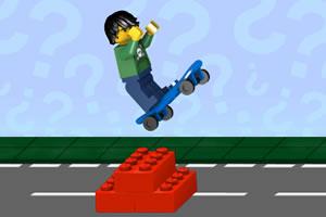 乐高街头滑板