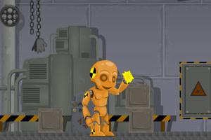 机器人工厂逃生