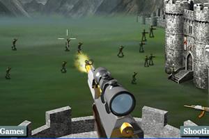 城墙保卫战
