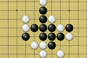 �W�S五子棋