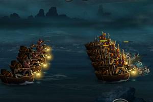 加勒比海盗大战美人鱼