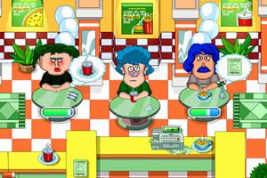 超级快餐厅