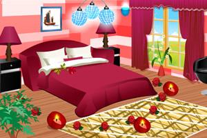 浪漫温馨卧室