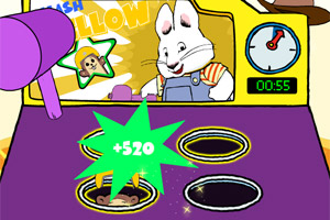 小兔打地鼠