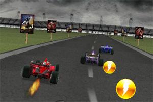 F1极速竞赛