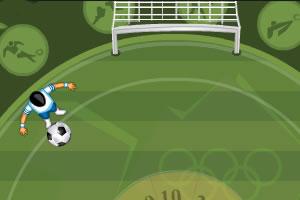 足球热身赛