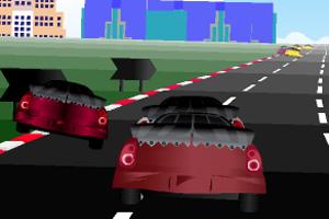 城市汽车大赛