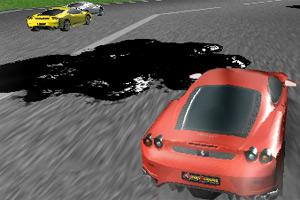 3D速度旋风赛车