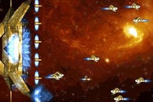 宇宙空间攻守战