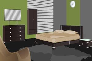 逃离现代卧室