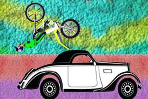 摩托车失落之城赛