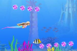 美人鱼海底历险