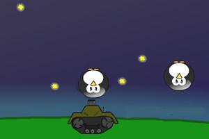 坦克战太空企鹅2