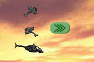 直升机战昆虫
