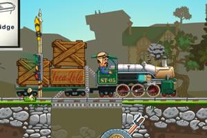 高架桥铁路设计无敌版