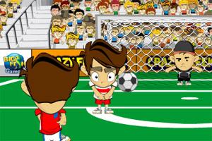 足球小英雄