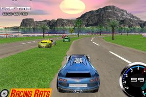3D环岛赛车