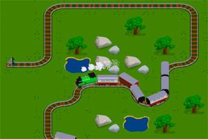 修建火车道