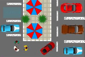 城市停车场