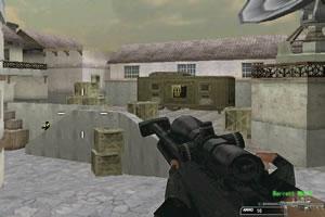 名枪之巴雷特2无敌版
