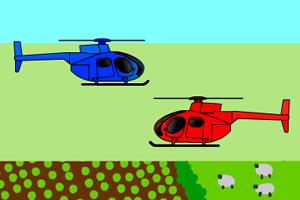 学驾直升机