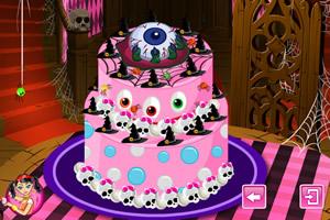 可怕的蛋糕