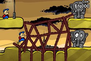 桥梁工程师2无敌版
