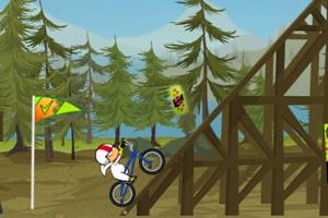 神奇小子自行车