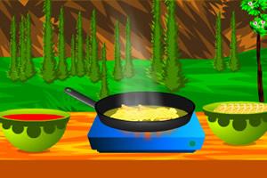 墨西哥式煎蛋