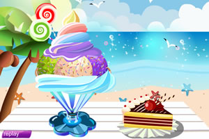 超美味冰淇淋
