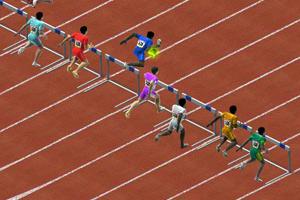 世界跨栏大赛