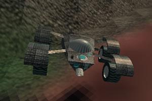 月球勘探车