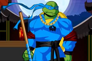 帅气忍者神龟