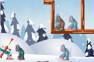 勇敢猎人战雪怪选关版