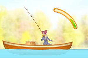 凯瑞琳钓鱼