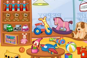 宝宝玩具房