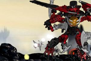 乐高机器人战斗