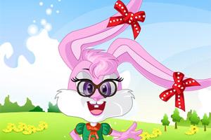 有趣的兔女郎