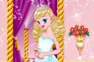 华丽的皇室公主