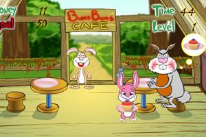小兔子蛋糕店