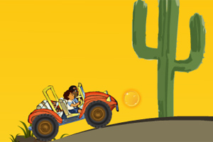 迭戈沙漠越野车