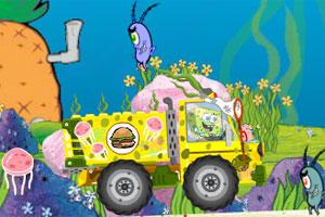 海绵宝宝海底卡车2