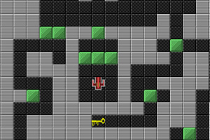 机器人迷宫逃脱